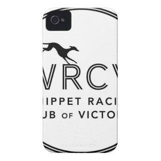Whippet tävlings- klubb av Victoria Case-Mate iPhone 4 Fodraler