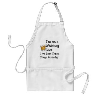 Whiskey bantar förkläde