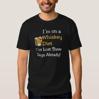 Whiskey bantar tee shirt