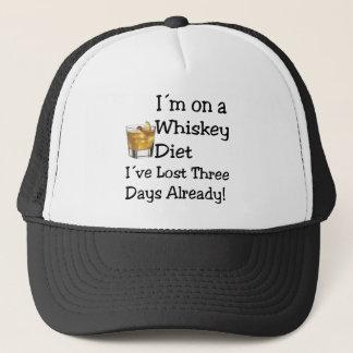Whiskey bantar truckerkeps