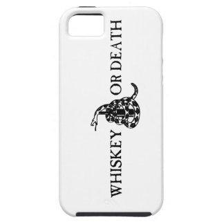 Whiskey eller död iPhone 5 cover