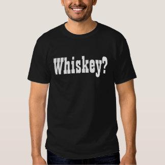 Whiskey? Tee