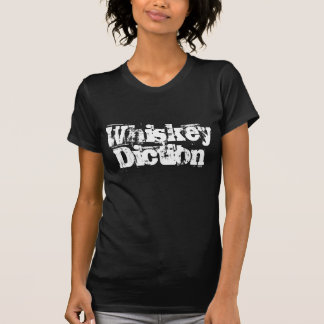 WhiskeyDiction Tee Shirt