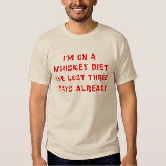 Whisky bantar tee shirt