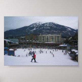 Whistler British Columbia Poster