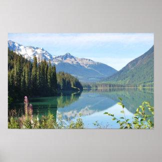 Whistler sjö poster