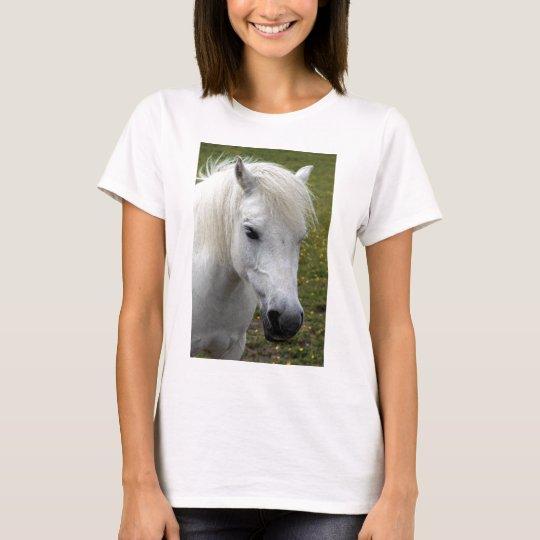 White horse t-shirts