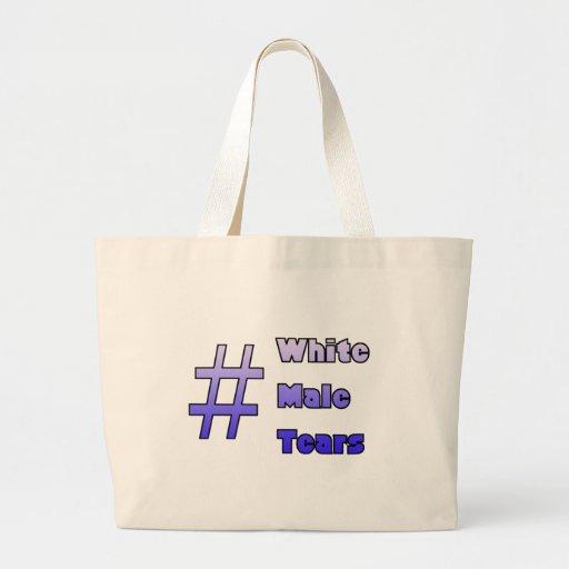 #WhiteMaleTears Tote Bag