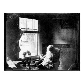 Whitman ❝Face alltid till Sunshine❞ den Mickle Vykort