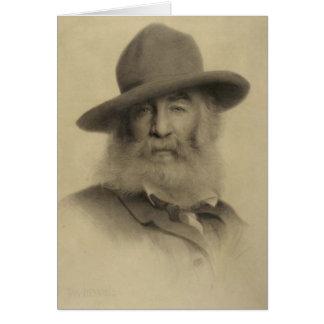 Whitman ❝Keep ditt ansikte alltid in mot Sunshine❞ OBS Kort