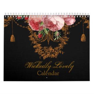 WickedlyLovely 2015 kalender