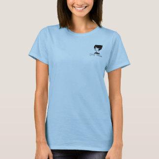 widow103 Golfänka T-shirt