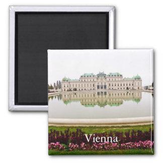 Wien vintage resorturism magnet