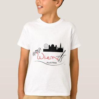 Wien Wien Österrike - Österreich Tee Shirt
