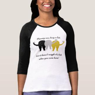 Wiggleändahusdjur T Shirts