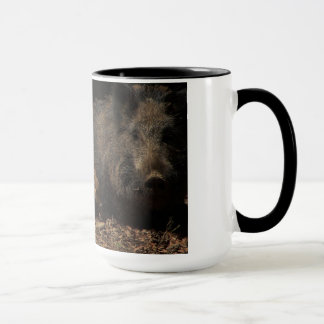 Wildschwein Mugg