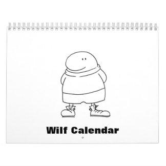 Wilf kalender