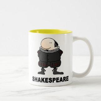 Wilf Shakespeare Två-Tonad Mugg