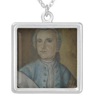 Wilhelm Friedemann Bach, c.1733 Silverpläterat Halsband