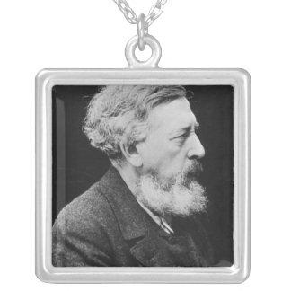 Wilhelm Liebknecht Silverpläterat Halsband