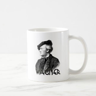Wilhelm Richard Wagner Kaffemugg
