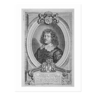 Willem Ripperda (1600-69) från 'porträttdes Homm Vykort