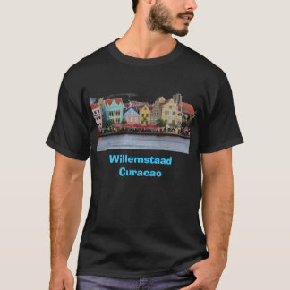 Willemstaad Curacao svart utslagsplats Tröja