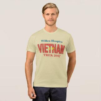 Willen klosterhärbärgeVietnam Trek 2017 T-shirts