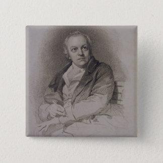 William Blake (1757-1827) som inristas av Luigi Sc Standard Kanpp Fyrkantig 5.1 Cm