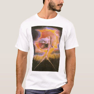 William Blake, det forntida av dagar, 1794 T-shirt
