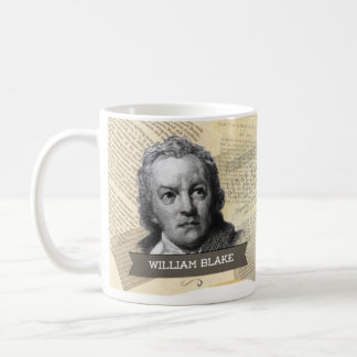 William Blake historisk mugg