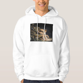 William Blake Isaac Newton Hoodie