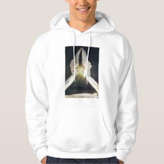 William Blake Kristus i Sepulchrehoodien Sweatshirt Med Luva