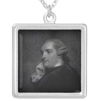 William Cavendish- Bentinck Silverpläterat Halsband