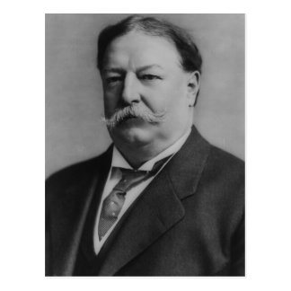 William Howard Taft Vykort