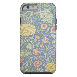 William Morris blom- tapet som är designad i 1890 Tough iPhone 6 Fodral