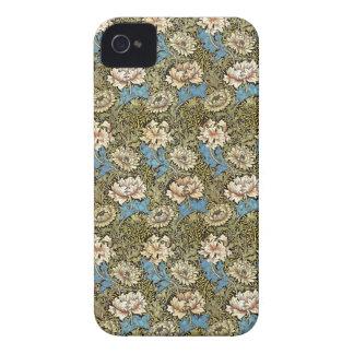 William Morris Chrysanthemum iPhone 4 Case