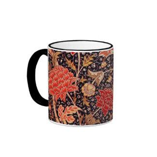 "William Morris ""Cray"" blommigt Ringer Mugg"