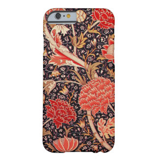 William Morris Cray vintageblommigt Barely There iPhone 6 Fodral