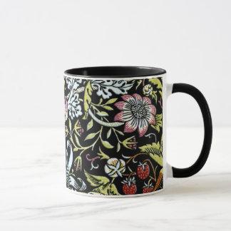 William Morris fåglar och blommor 2 del Mugg