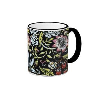 William Morris fåglar och blommor 2 del Ringer Mugg