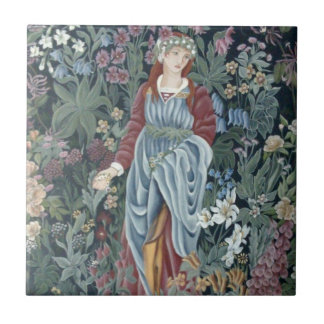 William Morris floror Kakelplatta