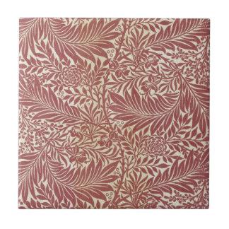 William Morris Larkspur Liten Kakelplatta