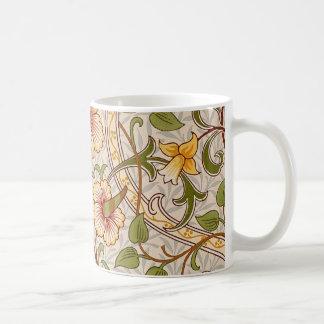 William Morris påsklilja Kaffemugg