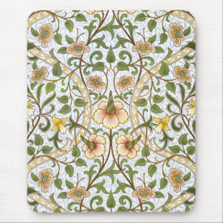William Morris påskliljablommönster Mousepad Musmattor