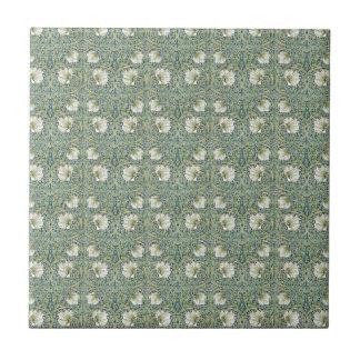 William Morris Pimpernelmönster Liten Kakelplatta
