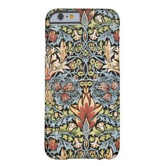 William Morris - Snakeshead design Barely There iPhone 6 Skal