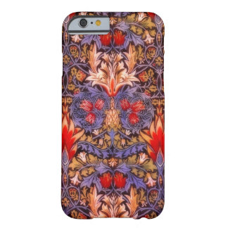 William Morris Snakeshead vintageblommigt Barely There iPhone 6 Fodral