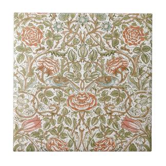 William Morris steg Liten Kakelplatta