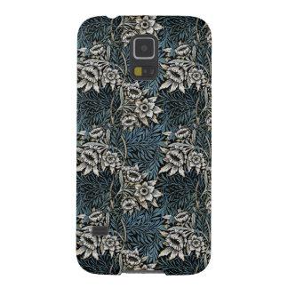 William Morris tulpan och pil Galaxy S5 Fodral